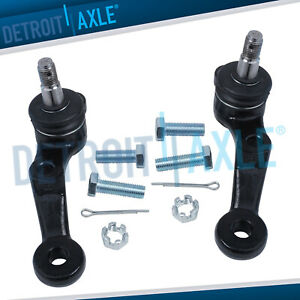 Pair 2 New Front Lower Ball Joints For Lexus Is300 2001 2002 2003 2004 2005