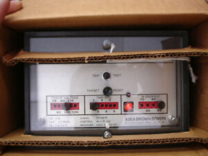 Abb Voltage Relay Type 27n Cat 211t4375 New Old Stock