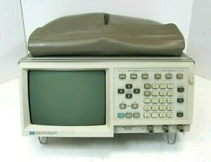Hp 1631a Logic Analyzer W 10271a State Probe 10272a State Timing Probe