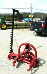 Ford 501 Pitman Type Sickle Mower 6 Ft free 1000 Mile Delivery From Kentucky