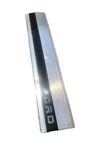 1992 1996 Ford Truck F 150 F 250 F 350 Tailgate Aluminum Finish Trim Panel Oem