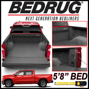 Bedrug Impact Liner Fit Bed Mat 19 20 Silverado 1500 W 5 8 Bed