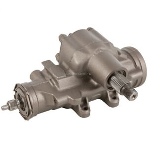 For Amc Gm Replaces Saginaw 2 75 Ltl Quick Ratio Power Steering Gear Box Csw