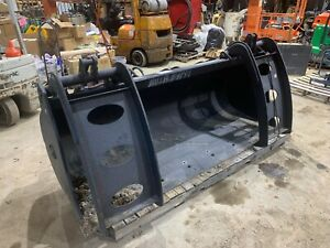 Central Fabricators Terex 760b Backhoe 4 In 1 Bucket 92 Inches Wide Loader
