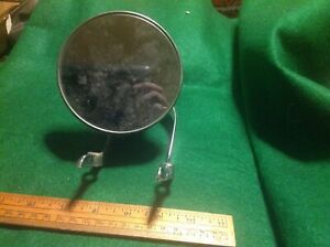 Vintage Classic Round Chrome Side View Sport Mirror Car Truck