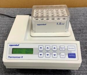 Eppendorf Thermomixer R Shaker Incubator Block Thermo Mixer Fully Tested