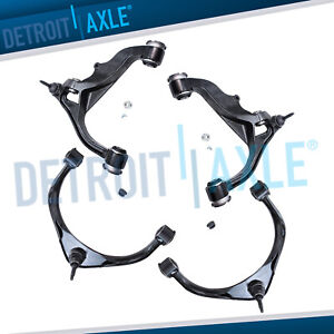 4wd Front Upper Lower Control Arms Ball Joint For 2009 2015 2016 2017 Ram 1500