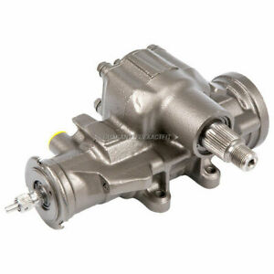 Power Steering Gear Box For Amc Jeep Chevy Cadillac Gmc Olds Buick