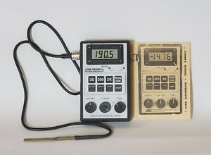 Magnetic Gauss Meter Magnet Field Detector Gm 1a Digital Excellent Condition