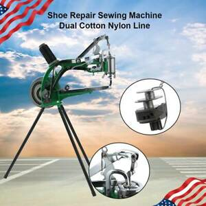 Shoe Repair Machine Shoe Mending Sewing Machine Cotton leather nylon Cobbler Diy