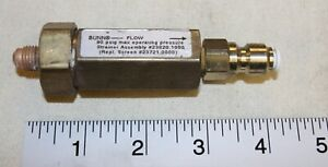 Bunn Commercial Coffee Brewer Water Stainer Assy Part No 23820 1000