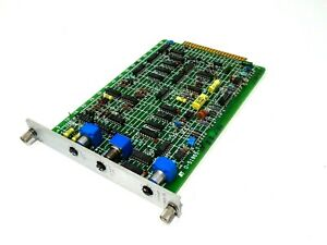 Used Reliance Electric 0 51865 15 Current Loop Board 05186515