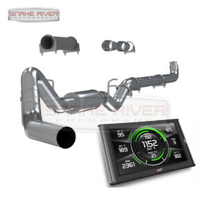 Mbrp 4 Exhaust 01 07 Chevy Gmc Duramax Diesel 6 6l W Edge Evolution Cts2 Tuner