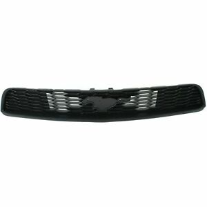 New Front Grille For 2010 2012 Ford Mustang Base Fo1200520 Ships Today