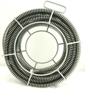 7 8 Cable Fits Ridgid K60 C10 45 Sectional Pipe Drain Cleaning Cable