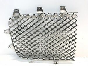 2012 2016 Bentley Continental Gt Gtc Right Passenger Rh R Smoky Grille Mesh Oem