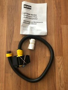 New North Honeywell Cf1000 Series Continuous Flow Airline Respirator