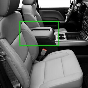 Front Center Console Armrest Lid Assembly For Chevy Gmc Silverado Sierra 2007 14
