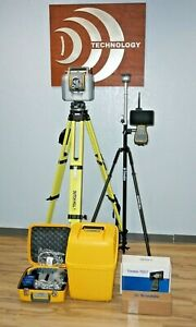 Trimble Sx10 1 Sec Robotic Total Station Scanner Tsc7 Calibrated Warranty