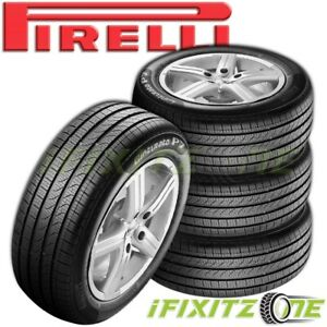 4 Pirelli Cinturato P7 All Season Plus Traction Touring 205 55r16 91v A s Tire