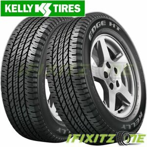 2 Kelly Edge Hp Highway Performance 205 55r16 91v Durable All Season A S Tires