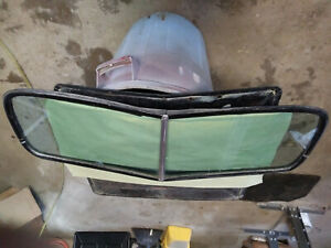 1938 39 Ford Panel Delivery Windshield