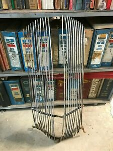 1937 1938 Plymouth Truck Original Front Grille 37 38