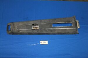 1968 Mustang Automatic Floor Console Top Pad Used Original