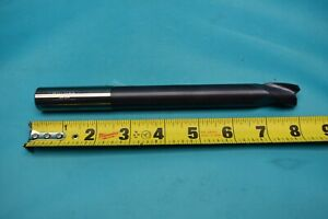 Used Htc 3 4 Carbide End Mill 8 Long