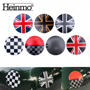 Car Gas Tank Door Cover Fuel Cap For Mini Cooper F55 F56 Hardtop Hatchback 1 2t