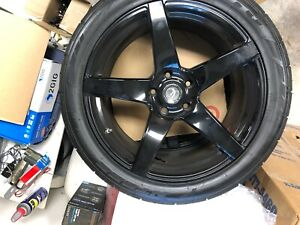 Jeep Trackhawk Wheels 20x10 5 Forgestar Cf5