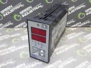 Used Powers Process Controls 357 a000 Temperature Controller 300 Series