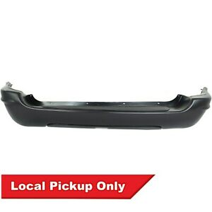 New Rear Primed Bumper Cover For 99 04 Jeep Grand Cherokee Limited Ch1100197
