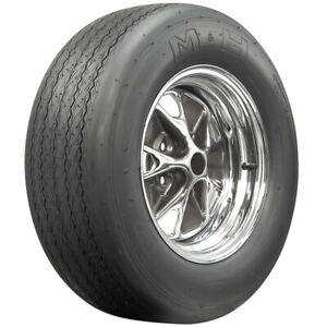 M h Muscle Car Drag Race Tire 205 60 13 quantity Of 2