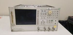Hp 8753e Network Analyzer Chassis Only