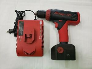 Snap On Cdr6850 18volt Drill Driver Used