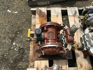 Sandpiper Stainless Steel 1 Npt Diaphragm Pump Model Sb1 a Type Sgn 2 ss