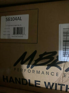 Mbrp S6104al 4 Turbo Back Exhaust System For 03 04 Dodge Ram Cummins New