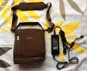 Philips Respironics Simplygo Mini Ac Power Supply Charger Carry Crossbody Bag