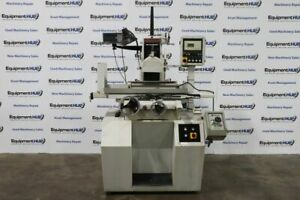 Harig 818 Autostep 8 X 18 Surface Grinder W Automatic Incremental Downfeed