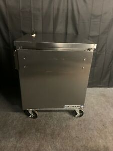 Beverage Air Wtr27a 27 Undercounter Refrigerator Cooler Used