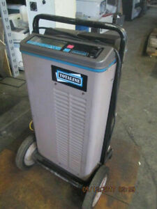 Totaline Totalclaim Refrigerant Recovery recycle Unit_powers On_as pictured