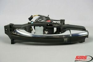 03 09 Mercedes W211 E500 E350 Rear Left Exterior Door Handle Keyless Go Oem