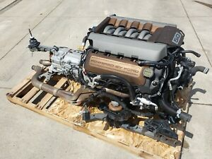 2015 Mustang 5 0 Coyote Engine Gt Drivetrain Manual Transmission 435hp 42k Miles