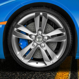 17 Inch Factory Replica Wheel For 2010 2013 Nissan Altima Painted Silver