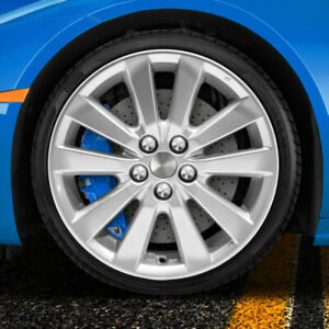 16 Inch Factory Replica Wheel For 2009 2010 Toyota Corolla Painted Silver