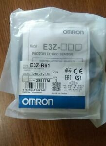 Omron E3z r61 Photoelectric Switch E3zr61 Sensors Cable New