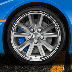 16 Inch Factory Replica Wheel For 2005 2009 Ford Mustang Machined