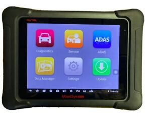 Autel Maxisys Elite Scan Tool J2534 Programming Vci Updated Through 2019