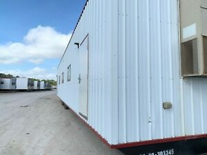 Used 2008 12 X 64 Mobile Office Trailer S 303345 Houston Tx